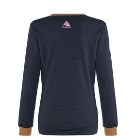 Maloja ScudoriaM. Longsleeve Freeride Jersey Women mountain lake
